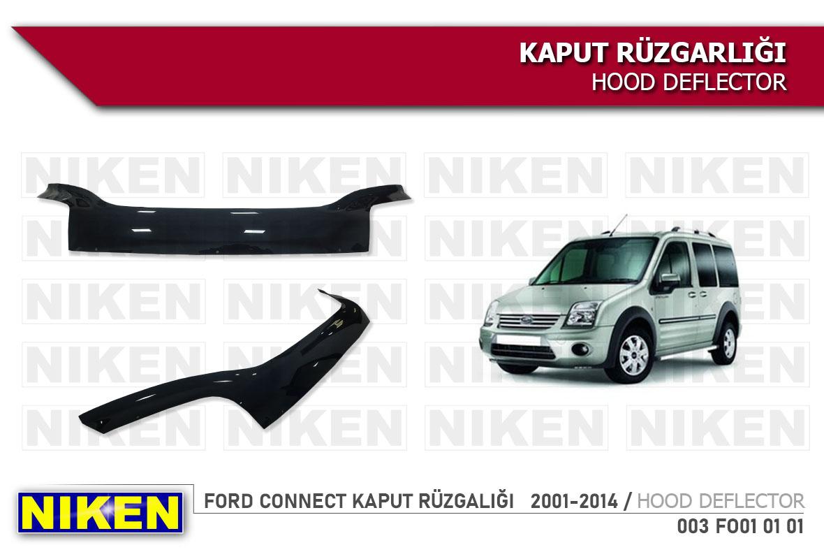 FORD CONNECT KAPUT RÜZGALIĞI   2001-2014
