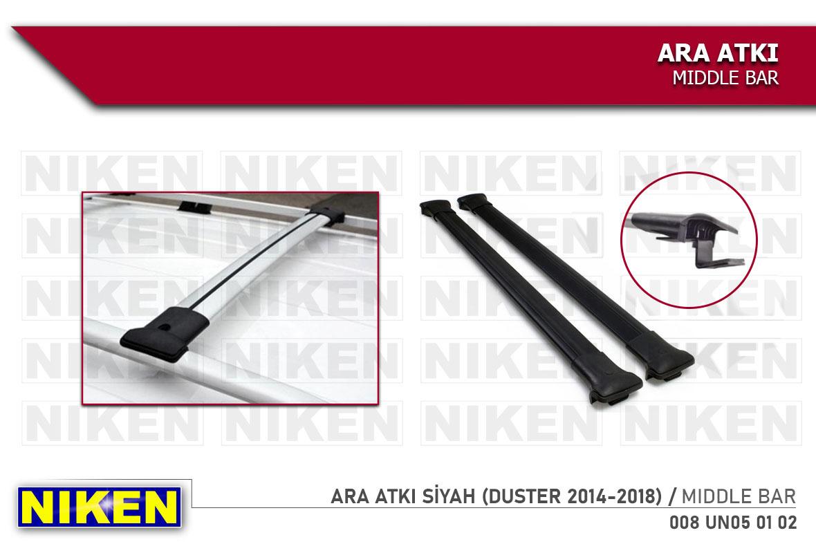 ARA ATKI SİYAH (DUSTER 2014-2018)