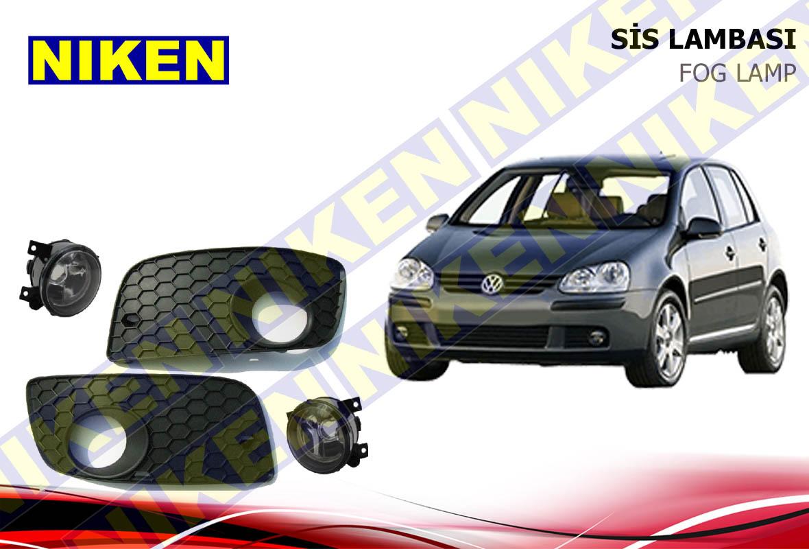 VW GOLF 5 2004-2008 OEM SİS LAMBASI