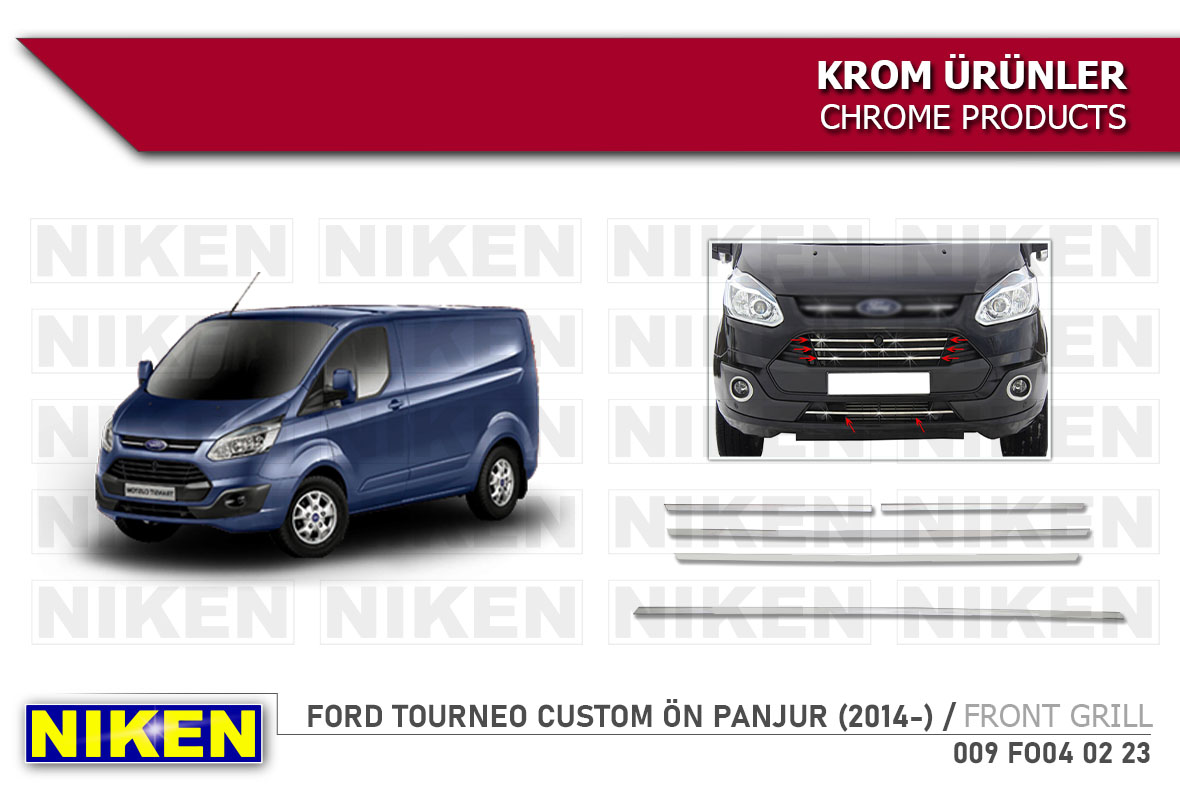 FORD TOURNEO CUSTOM ÖN PANJUR (2014-)