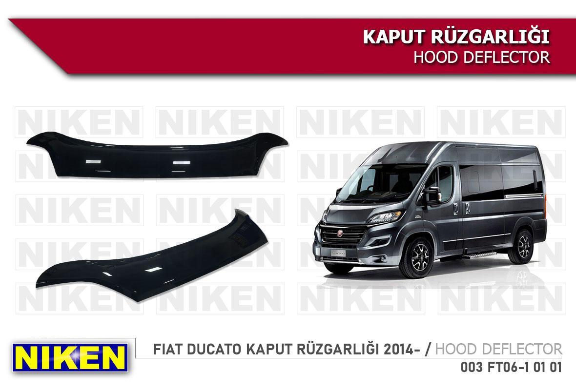 FIAT DUCATO KAPUT RÜZGARLIĞI 2014-