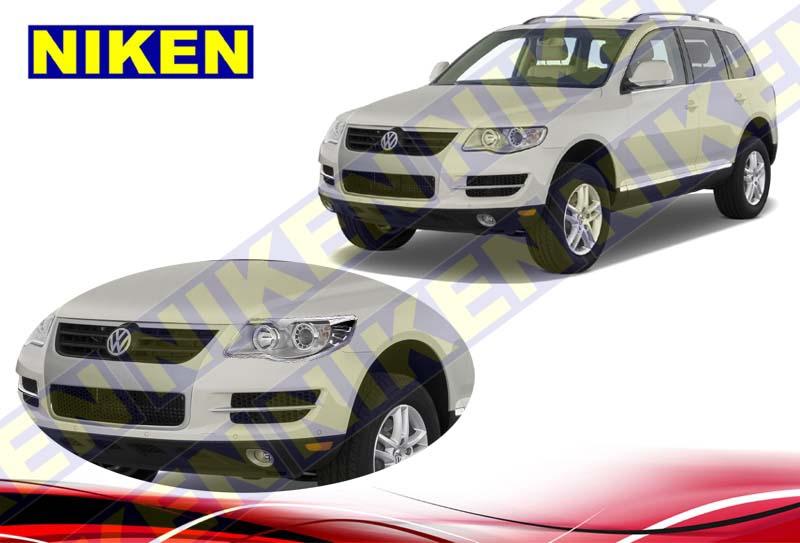 VW TOUAREG FAR ÇERÇEVESİ  (2008-2010)