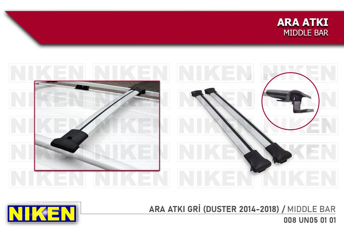 ARA ATKI GRİ (DUSTER 2014-2018)