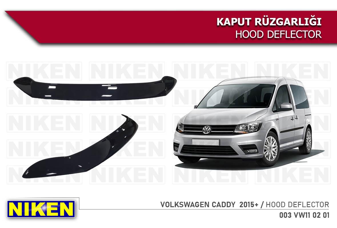 VW CADDY 2015- KAPUT RÜZGARLIĞI  ECO