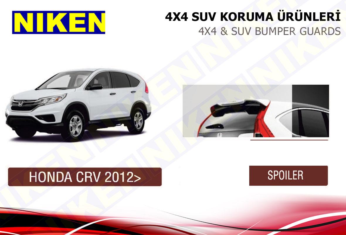 HONDA CRV 2012 > SPOILER (HD-BT004)