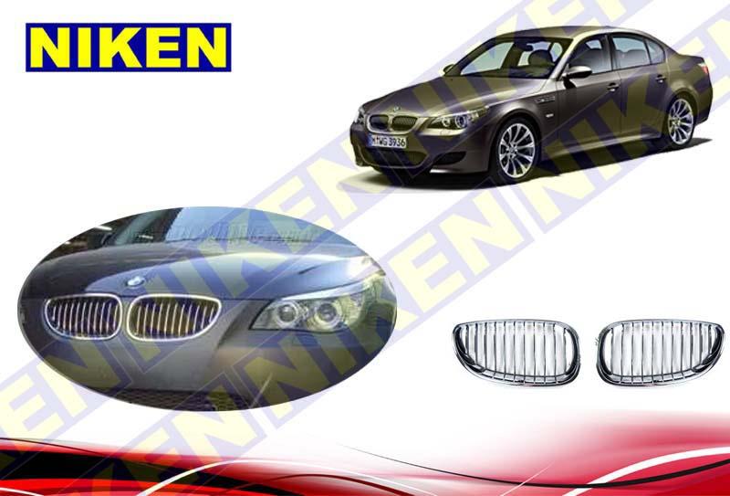 BMW E60 5 SERİ E60 PANJUR KROMU (2003-2010)