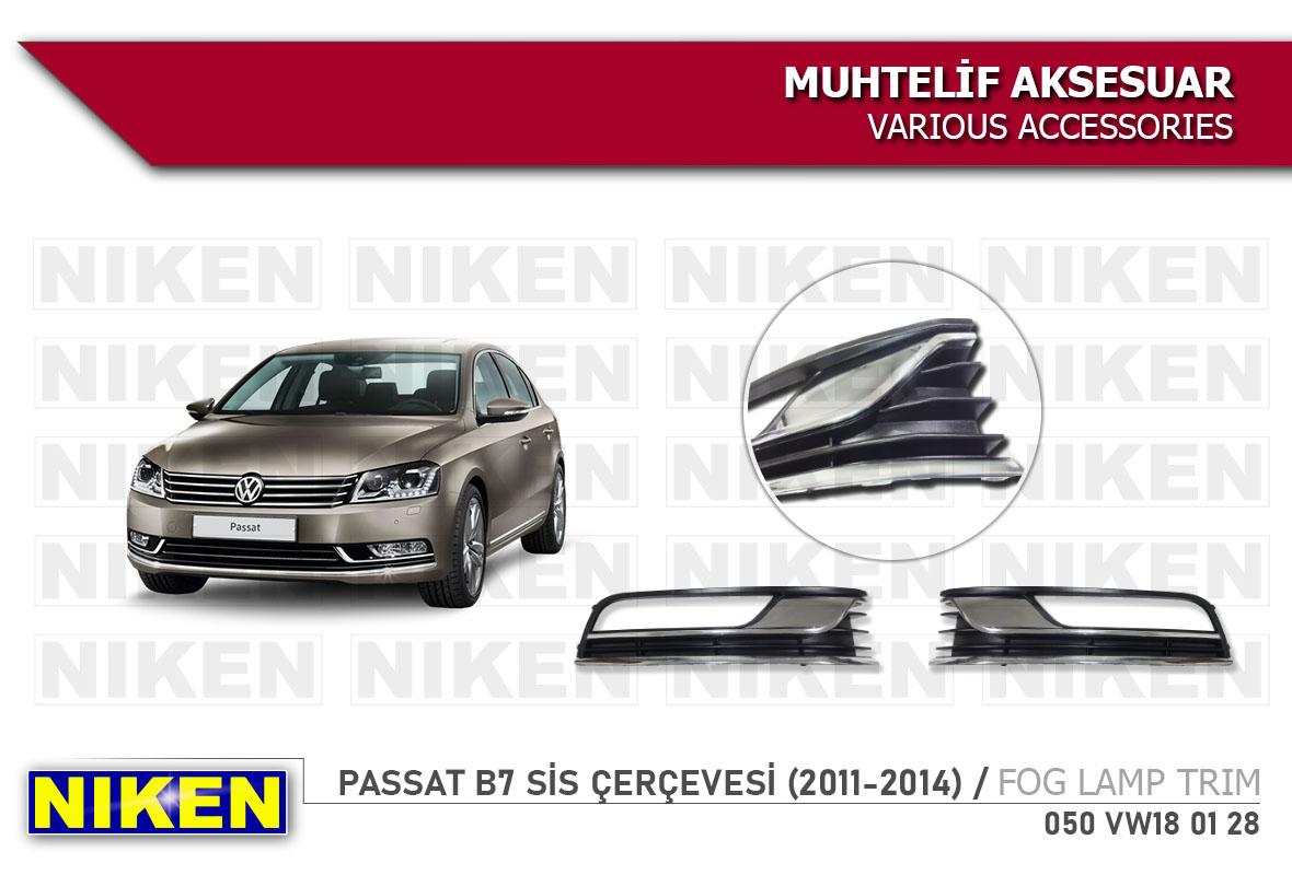 VW PASSAT B7 SİS ÇERÇEVESİ (2011-2014)