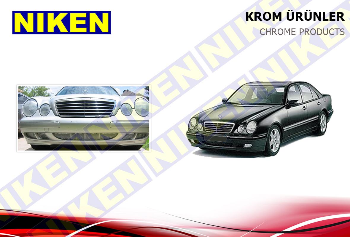 MERCEDES BENZ W210 KROM PANJUR (1995-2002)