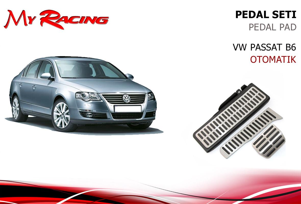 VW PASSAT B6 2006-2012 PEDAL SETİ OTOMATİK
