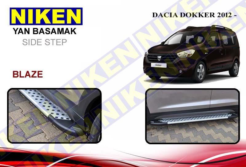 DACIA DOKKER 2012> YAN BASAMAK BLAZE 203 cm