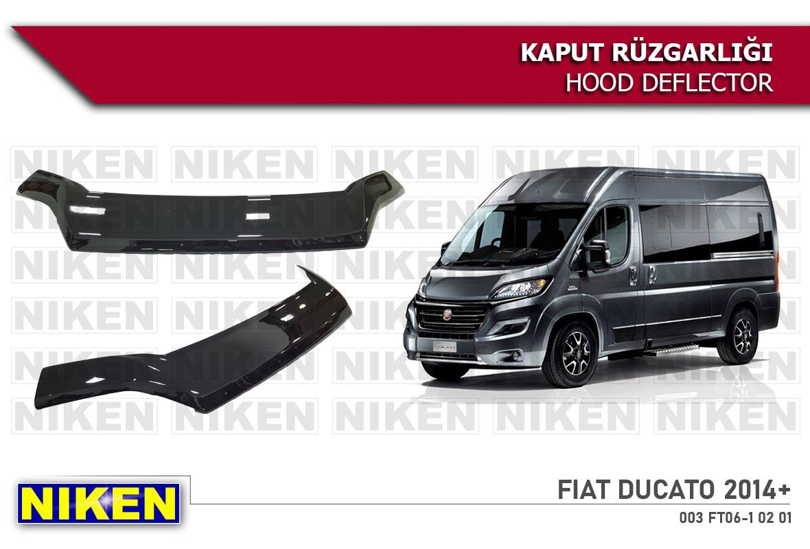 FIAT DUCATO 2014-  KAPUT RÜZGARLIĞI ECO