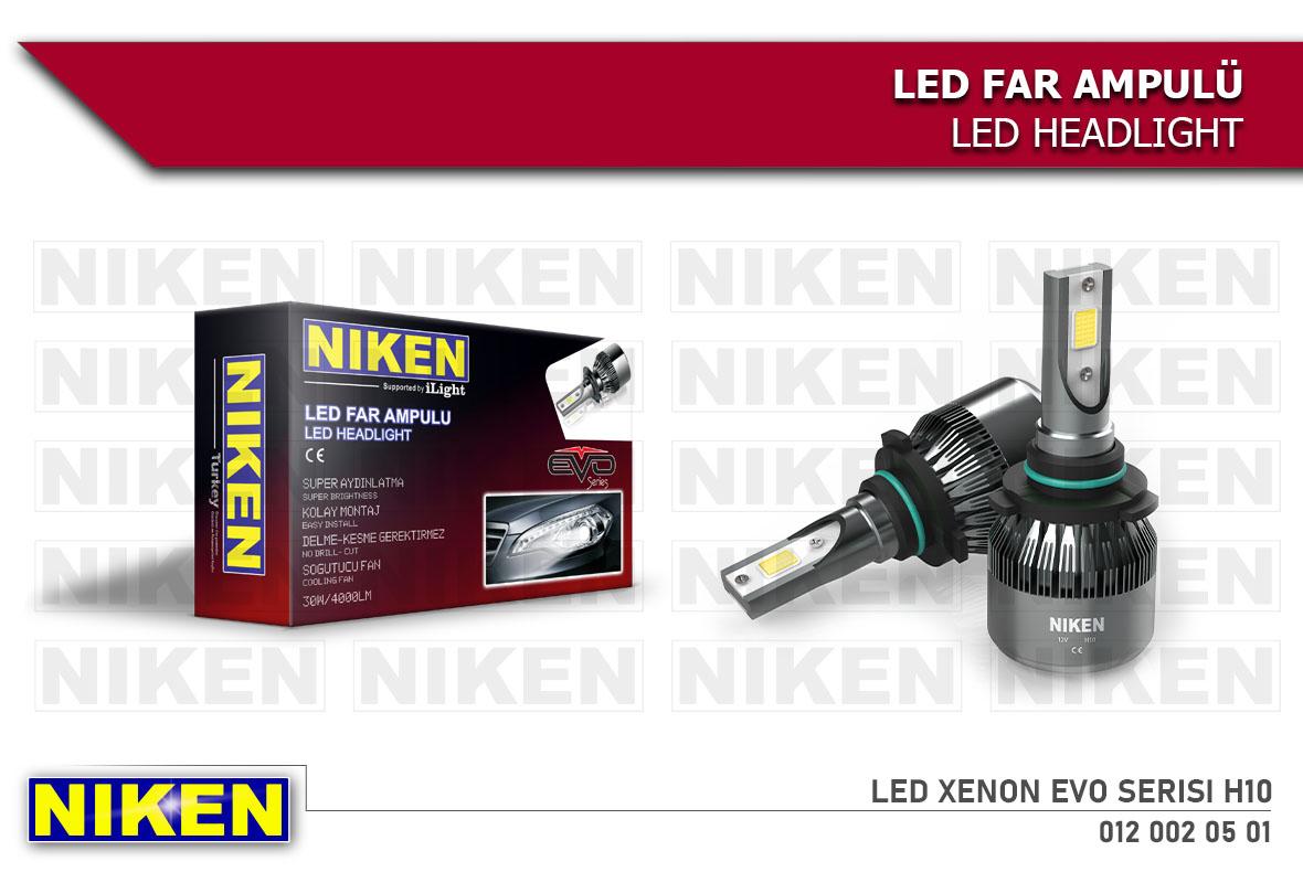 LED XENON EVO SERISI  H10