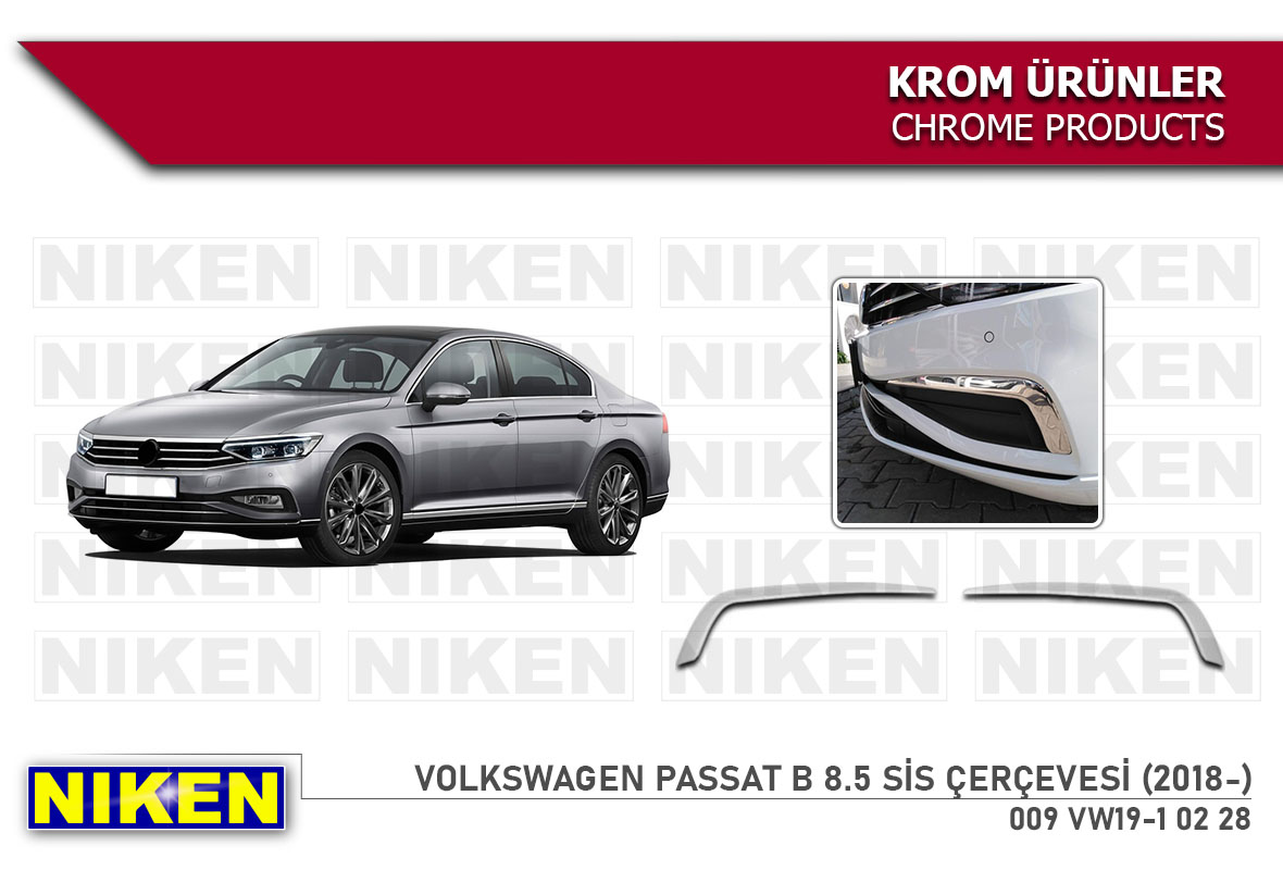 VW PASSAT B 8.5 SİS ÇERÇEVESİ (2018-)