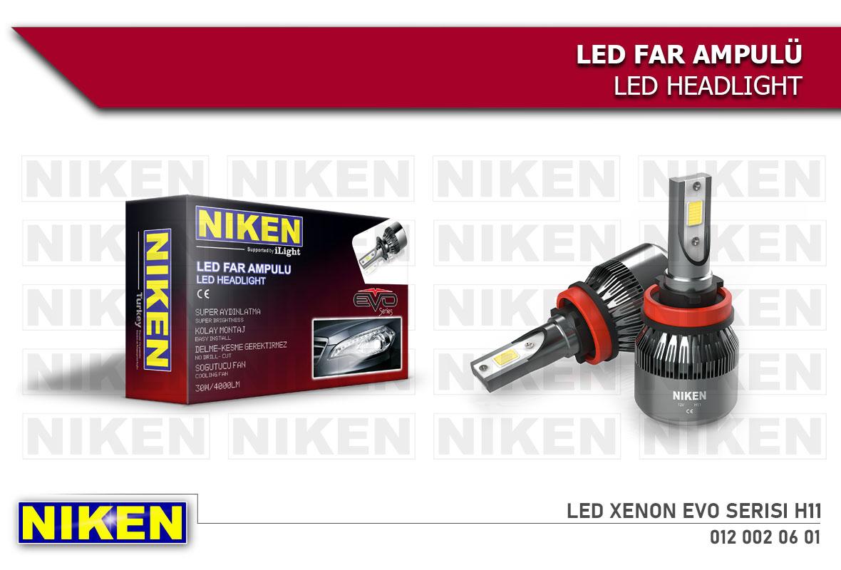 LED XENON EVO SERISI  H11