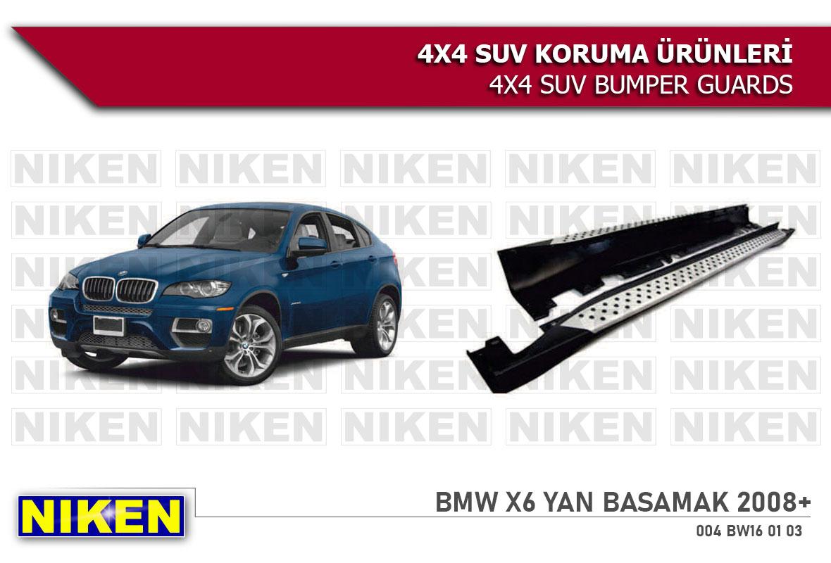 BMW X6 2008 > YAN BASAMAK (X6-S002)