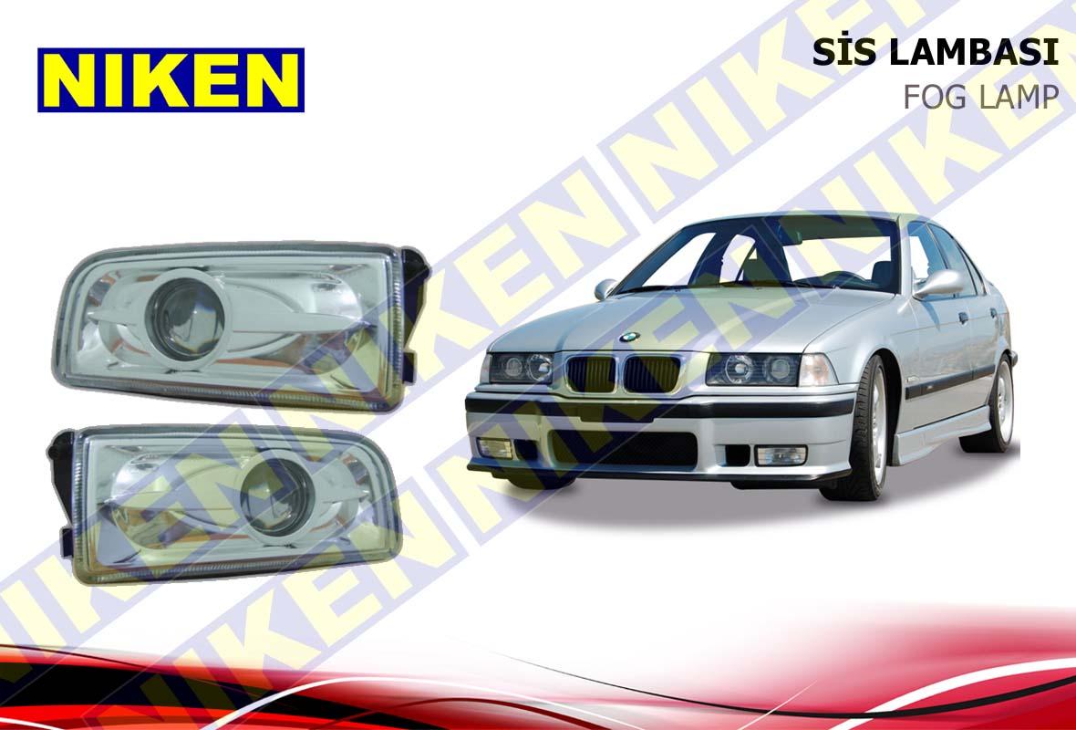 BMW E36 92-98 PROJEKTÖR SİS LAMBASI