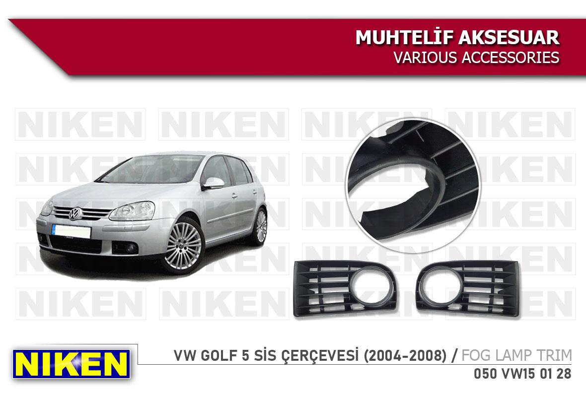 VW GOLF 5 SİS ÇERÇEVESİ (2004-2008)