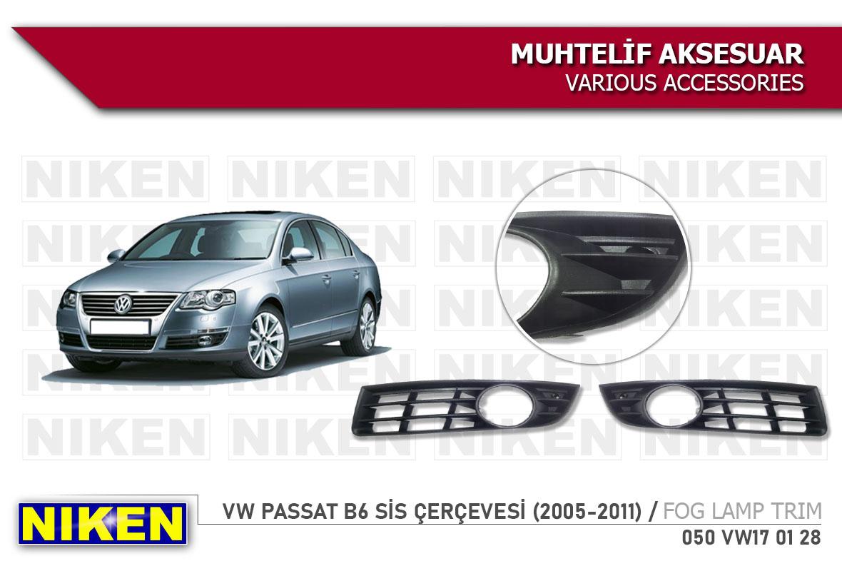 VW PASSAT B6 SİS ÇERÇEVESİ (2005-2011)