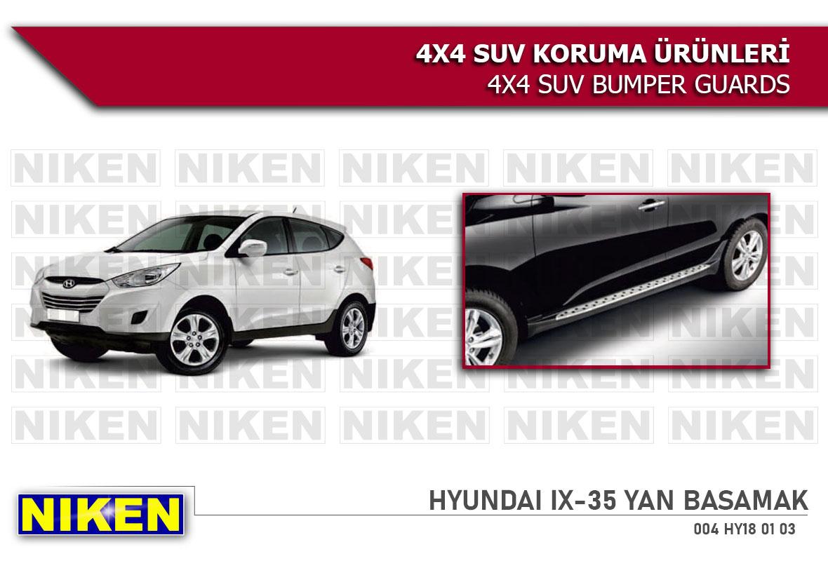 HYUNDAI IX-35 YAN BASAMAK BMW MODEL (IX-S002)