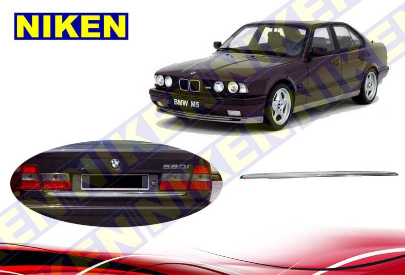 BMW 5 SERİ E34 BAGAJ KROMU(1989-1995)