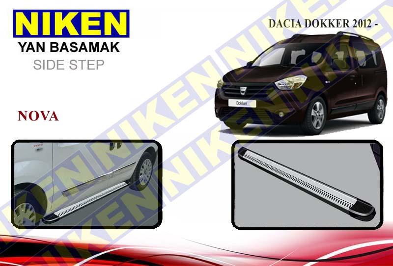 DACIA DOKKER 2012> YAN BASAMAK NOVA 203 cm