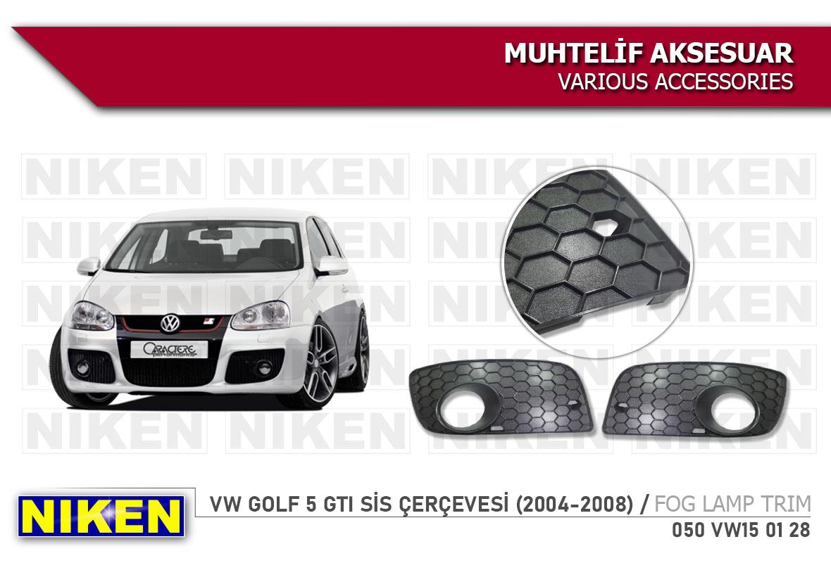 VW GOLF 5 GTI SİS ÇERÇEVESİ (2004-2008)