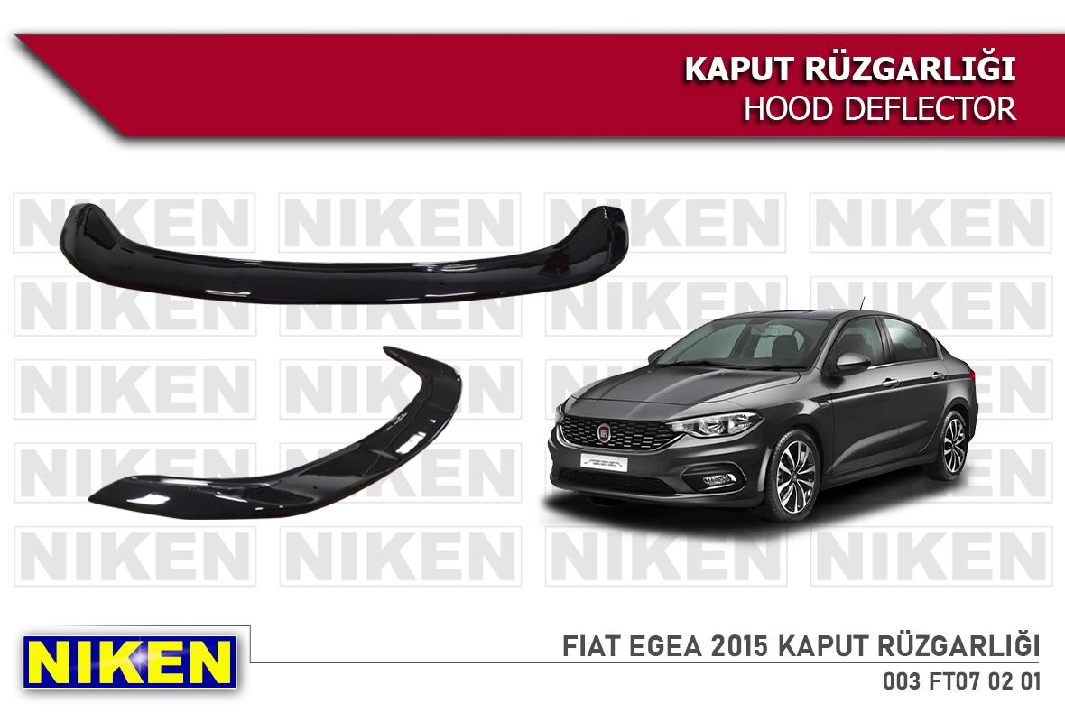FIAT EGEA 2015-  KAPUT RÜZGARLIĞI ECO