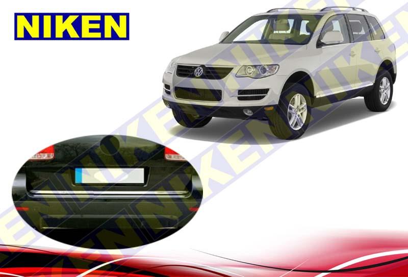 VW TOUAREG ALT BAGAJ KROMU  (2008-2010)
