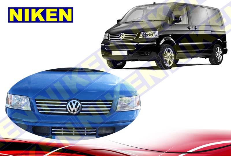 VW T5 PANJUR KROMU 8 PARÇA (2003-2010)
