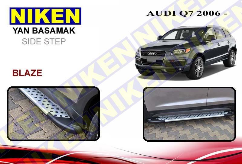 AUDI Q7 2006-2015 YAN BASAMAK BLAZE 213 cm