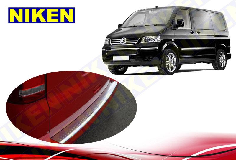 VW T5 ARKA TAMPON ÜSTÜ KROM (2003-2015)