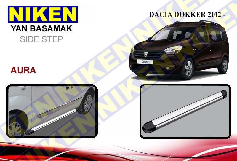 DACIA DOKKER 2012> YAN BASAMAK AURA 203 cm