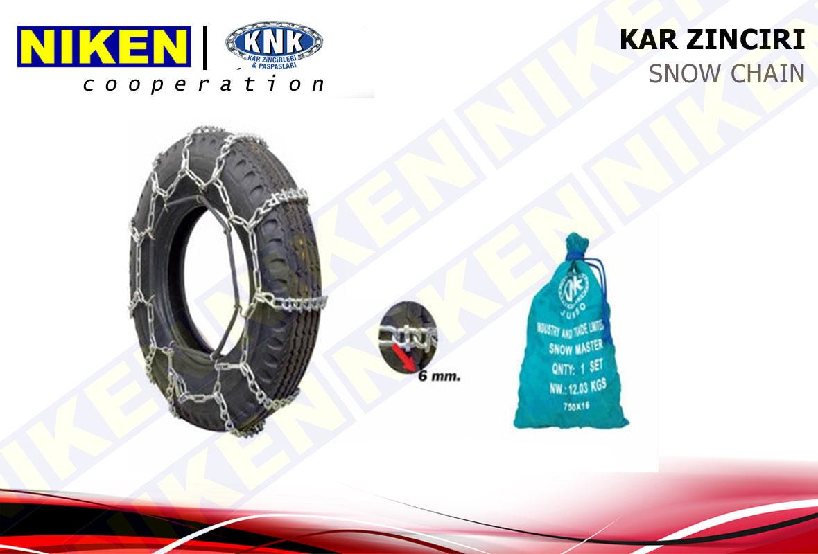 KNK SERME ZİNCİR  750X16